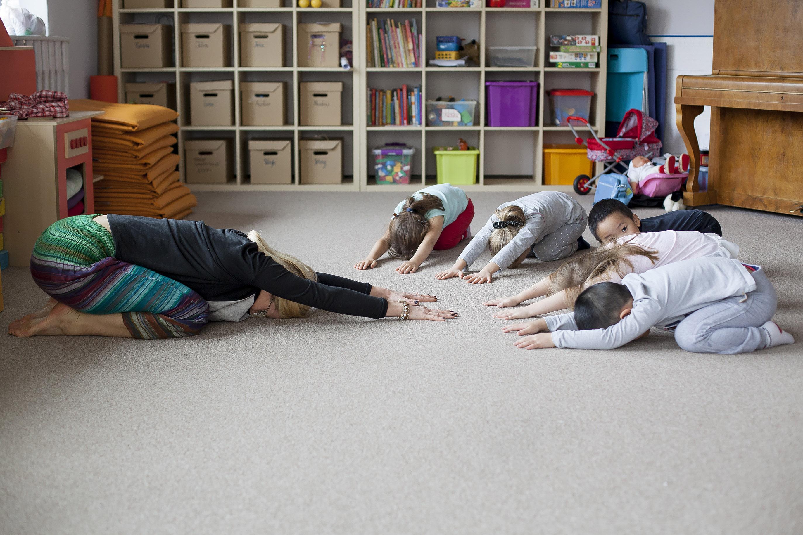 Ćwiczymy jogę